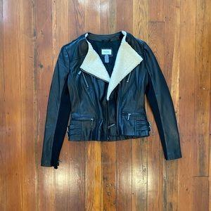 Neiman Marcus Biker Jacket